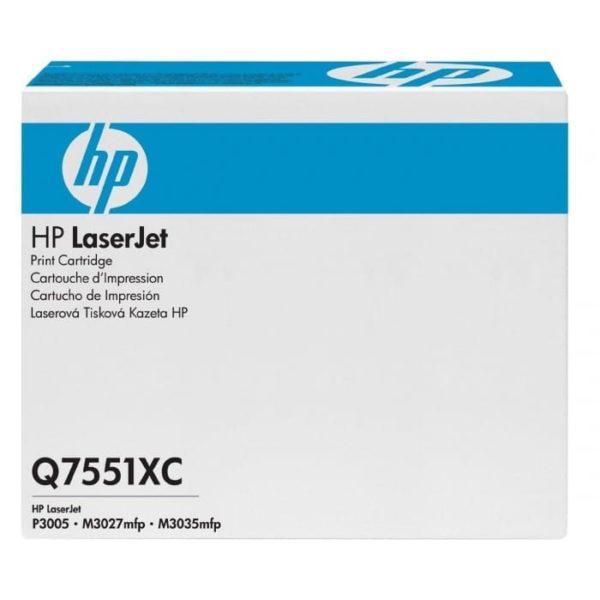 Toner HP 51X | Q7551XC