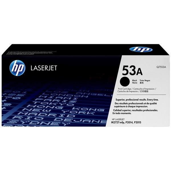 Toner HP 53A | Q7553A