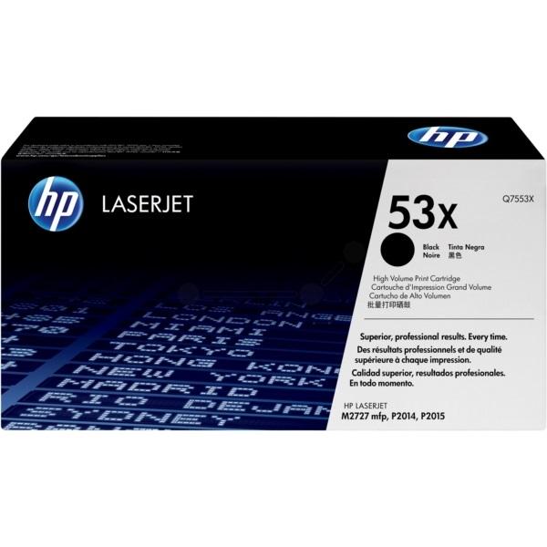 Toner HP 53X | Q7553X