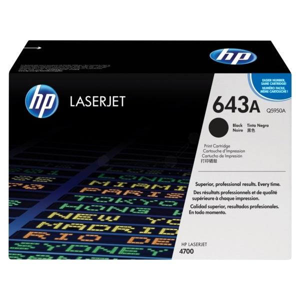 Toner HP 643A | Q5950A