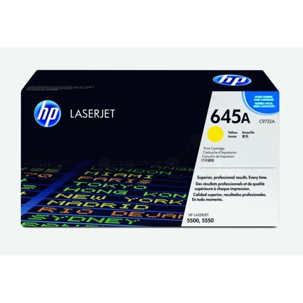 Toner HP 645A | C9732A