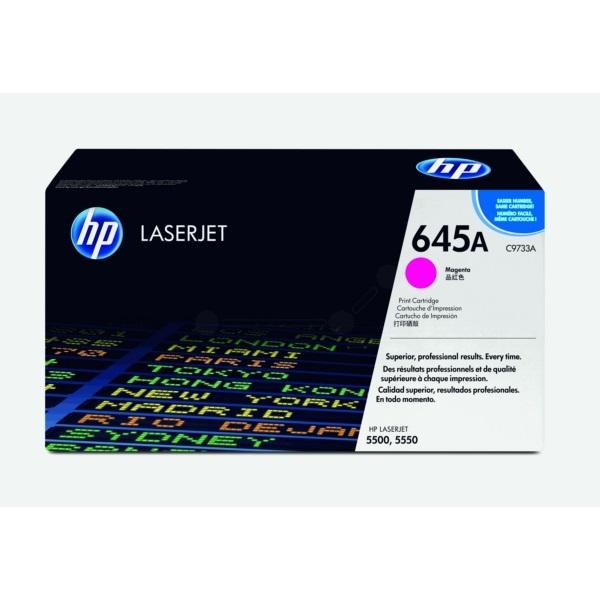 Toner HP 645A | C9733A