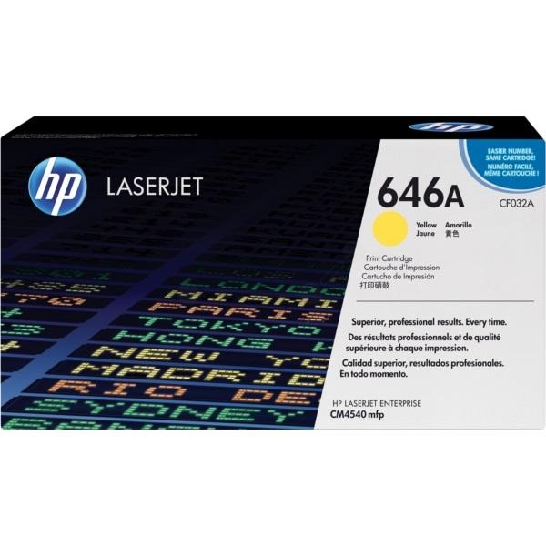 Toner HP 646A | CF032A