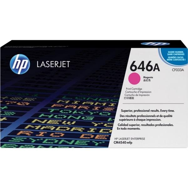 Toner HP 646A | CF033A