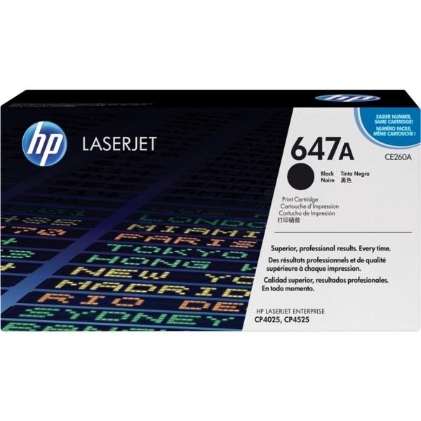 Toner HP 647A | CE260A
