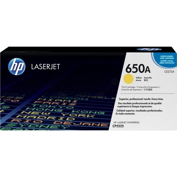 Toner HP 650A | CE272A