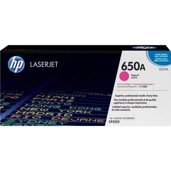 Toner HP 650A | CE273A
