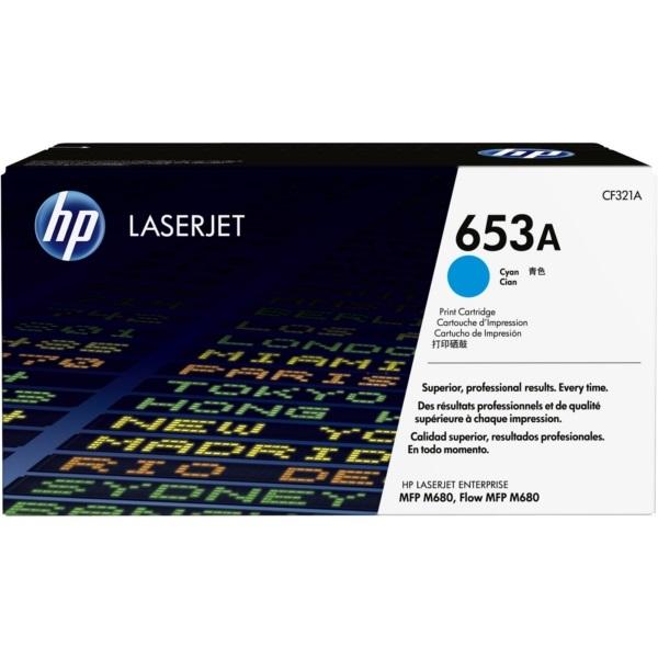 Toner HP 653A | CF321A