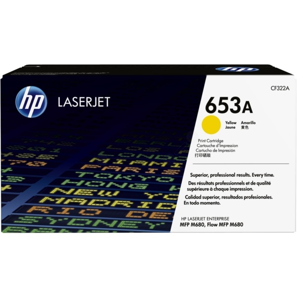 Toner HP 653A | CF322A