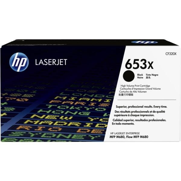Toner HP 653X | CF320X