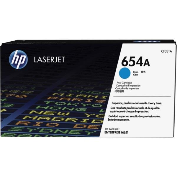 Toner HP 654A | CF331A