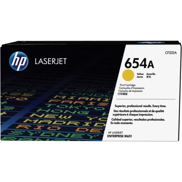 Toner HP 654A | CF332A