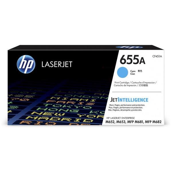 Toner HP 655A | CF451A
