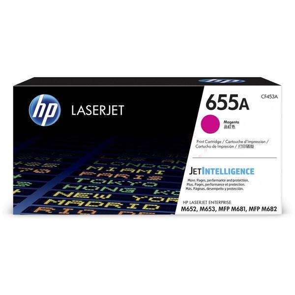 Toner HP 655A | CF453A