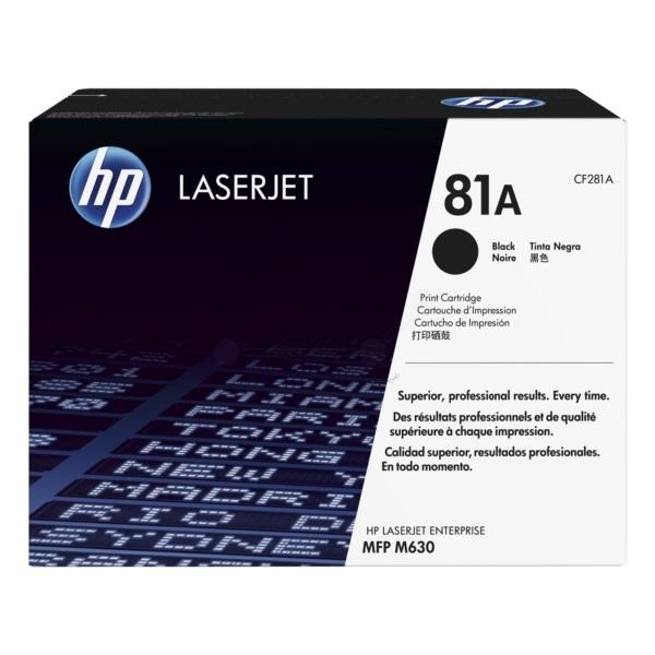 Toner HP 81A | CF281A