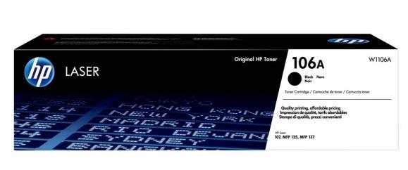 Toner HP oryginalny 106A | W1106A