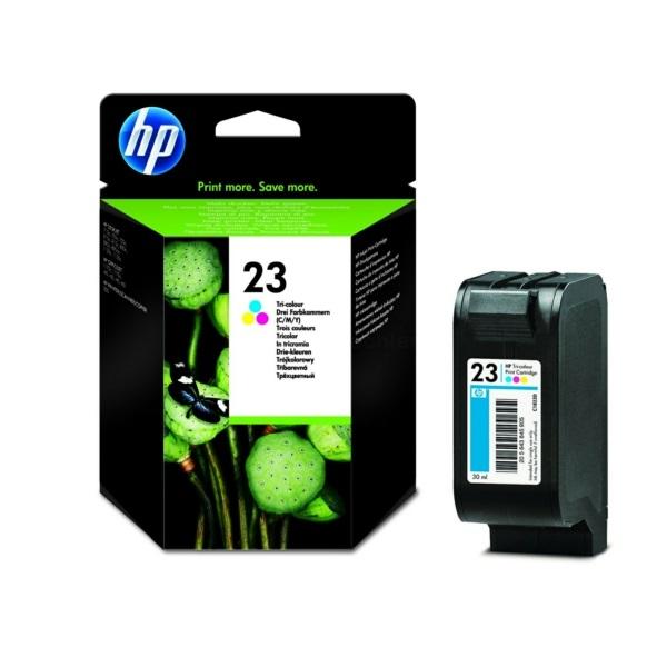 Tusz HP 23 | C1823DE