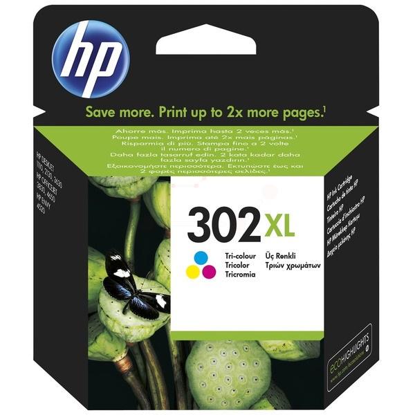 Tusz HP 302 XL   F6U67AE