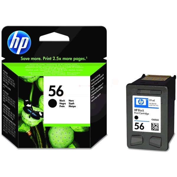 Tusz HP 56 | C6656AE