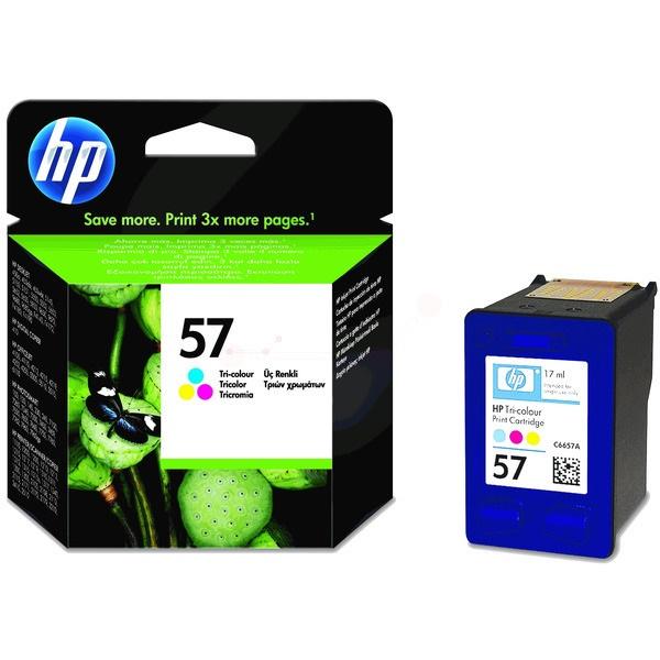 Tusz HP 57 | C6657AE