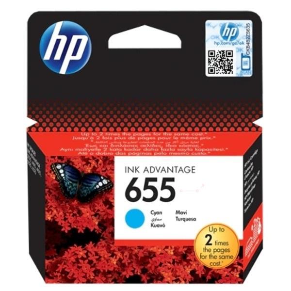 Tusz HP 655 | CZ110AE