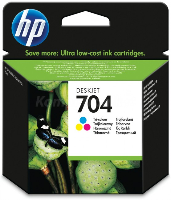 Tusz HP 704 | CN693AE
