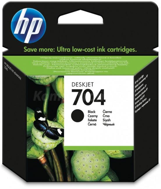 Tusz HP 704 | CN692AE