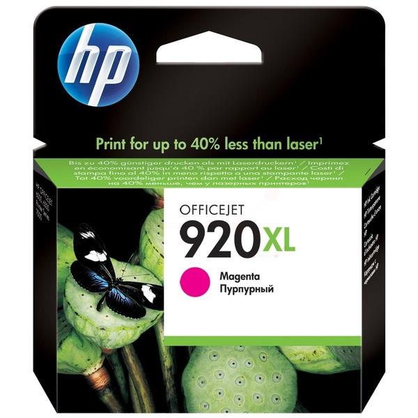 Tusz HP 920XL   CD973AE