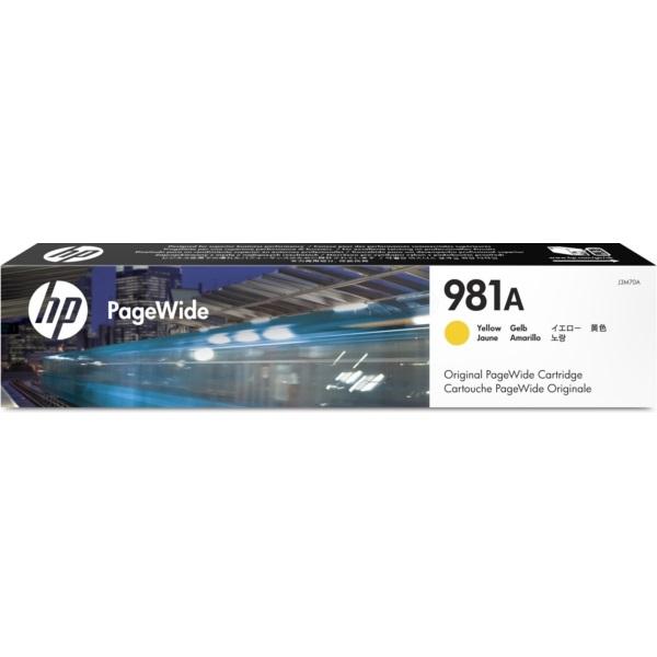 Tusz HP 981A | J3M70A
