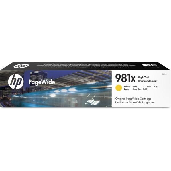 Tusz HP 981X | L0R11A