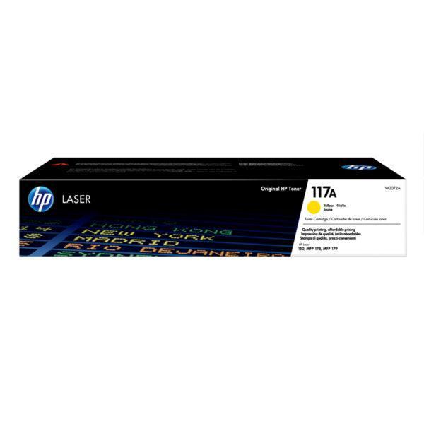 Toner HP 117A | W2072A