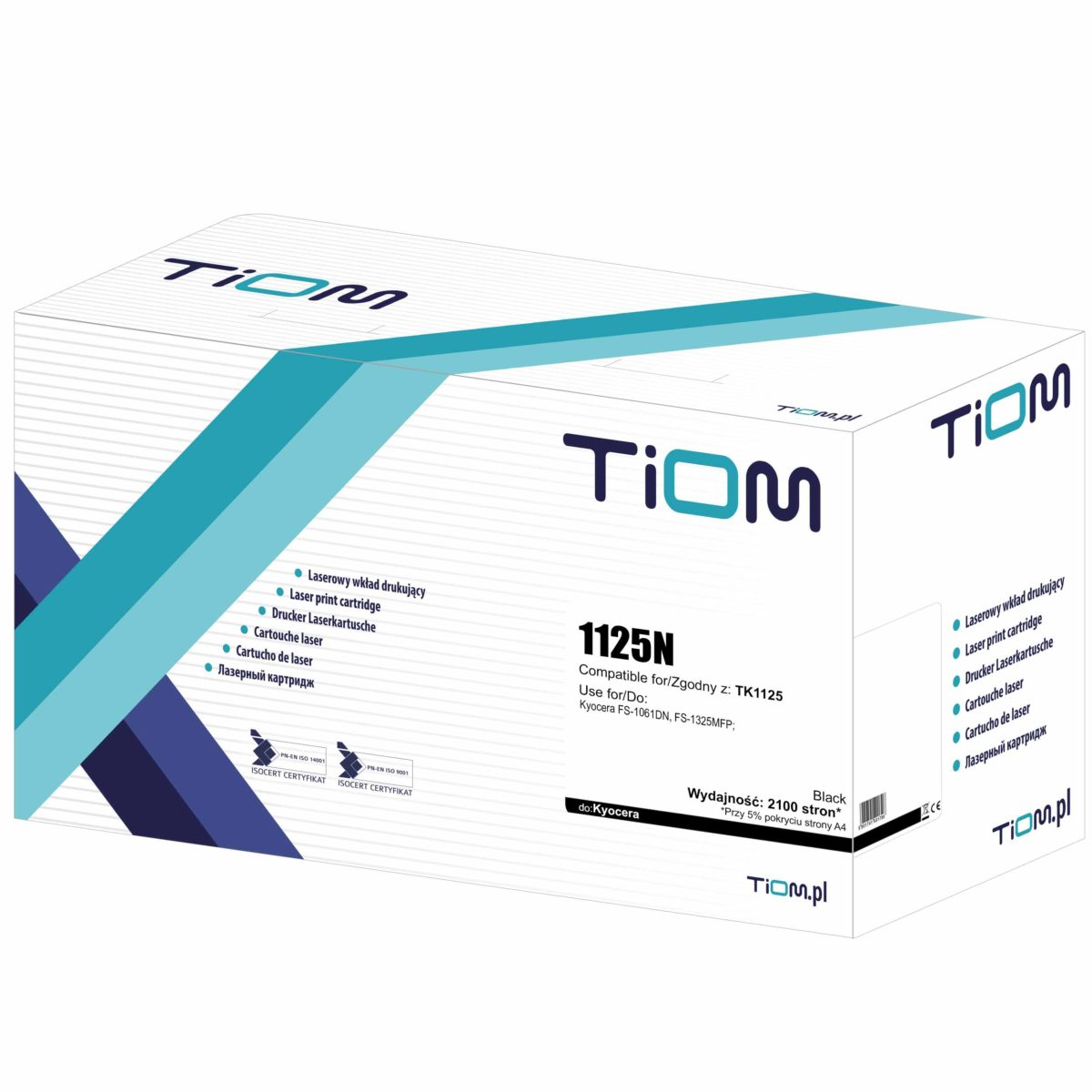Toner zamiennik Kyocera TK-1125   1T02M70NL0