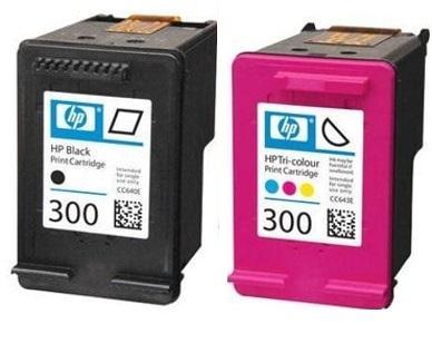 HP 300 BK 3C