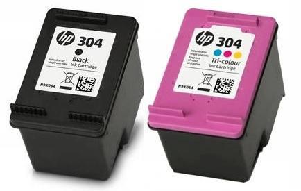 HP 304 BK 3C