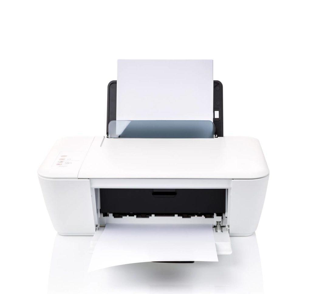 Jak wyczyścić zaschnięty tusz w drukarce