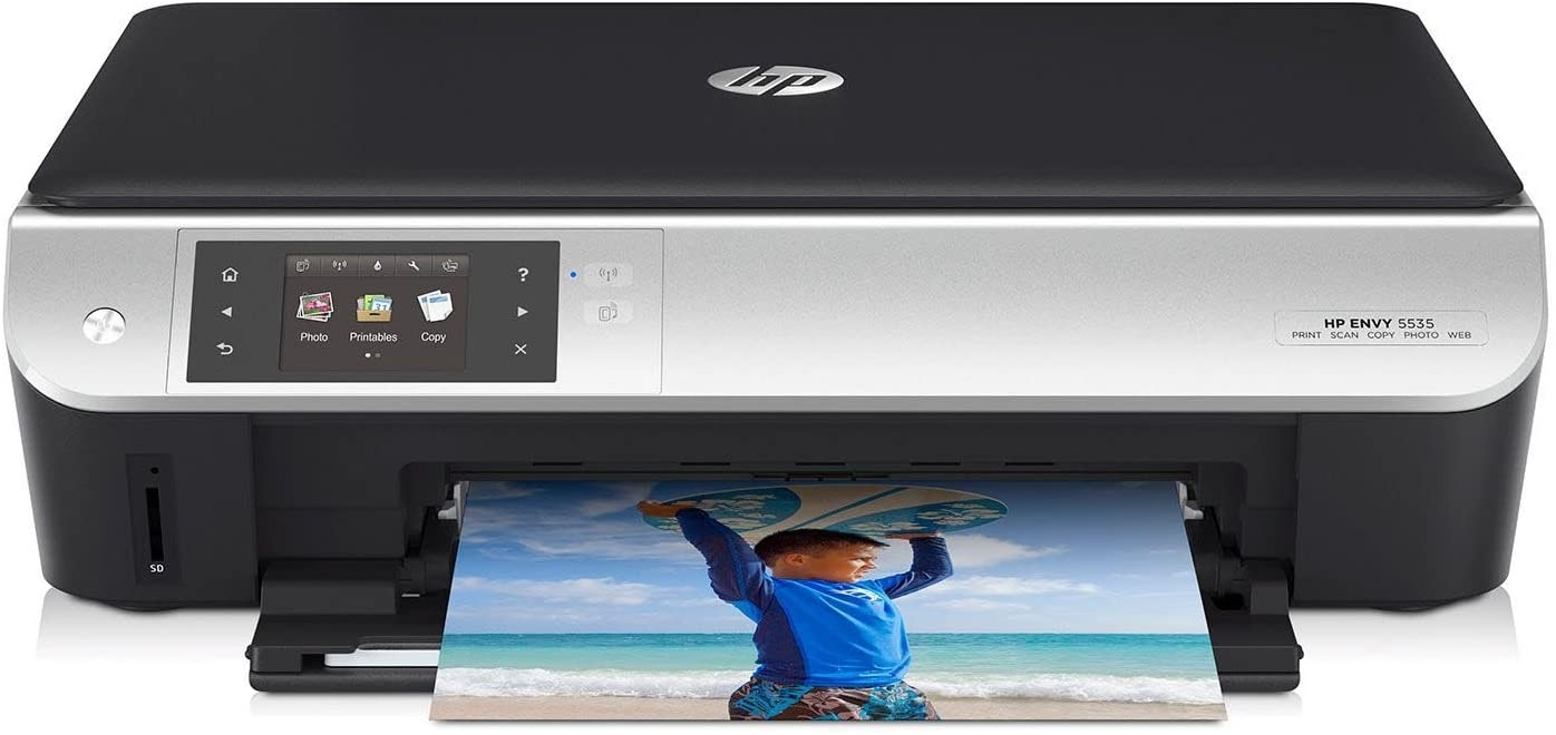 HP Envy 5535 e-All-in-One