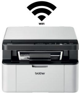 BROTHER DCP-1610WE drukarka z WiFi
