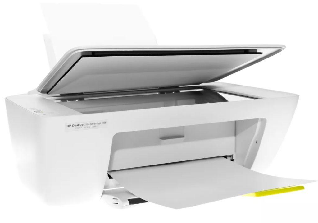 HP DeskJet Ink Advantage 2136 _ 3w1