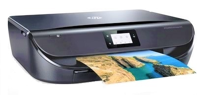 HP DeskJet Ink Advantage 5075 kopiowanie skanowanie