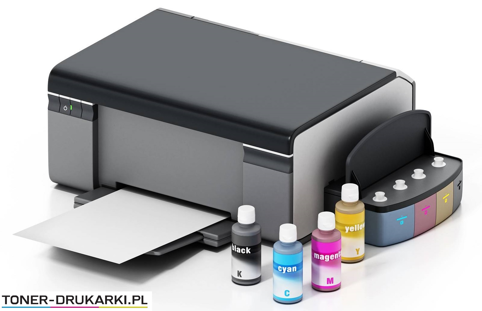 Ekologiczne drukarki