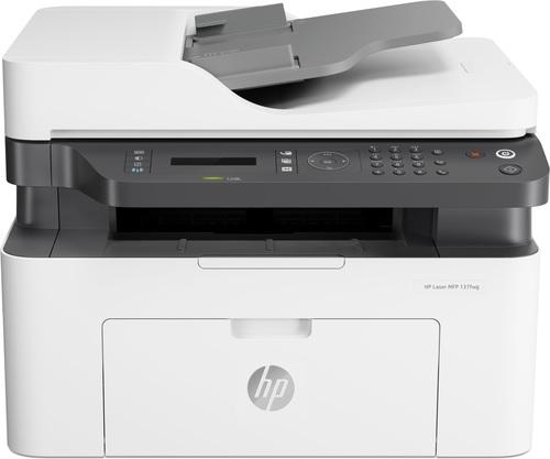 HP Laser MFP 137