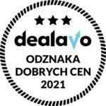 Odznaka dobrych cen 2021