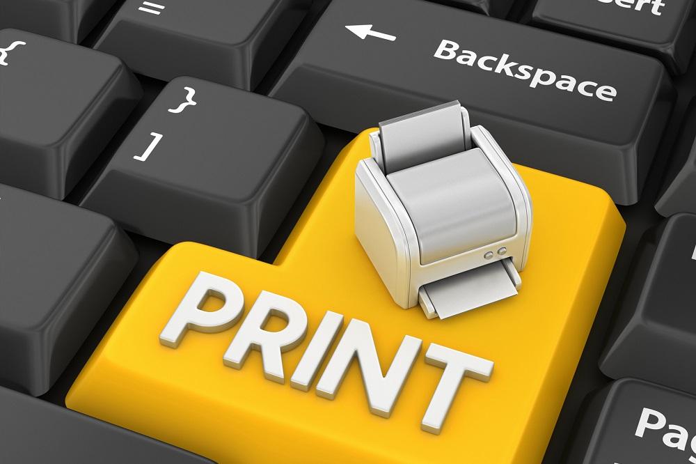 drukowanie obrazek