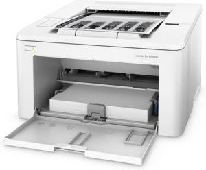HP LaserJet Pro M203dn formaty papieru
