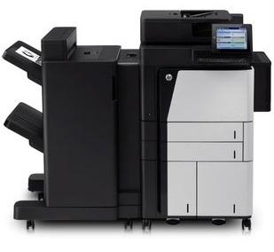 HP LaserJet Enterprise flow MFP M830