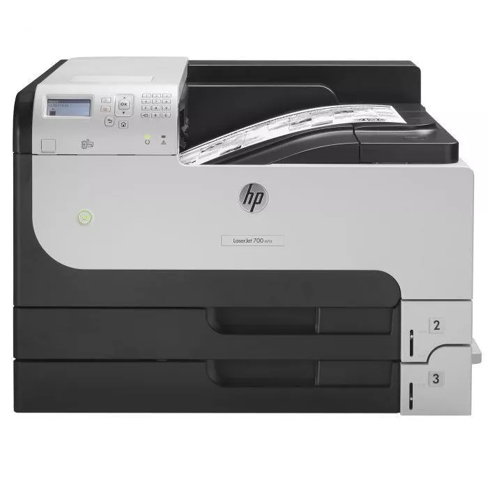 HP LaserJet Enterprise 700 MFP M712