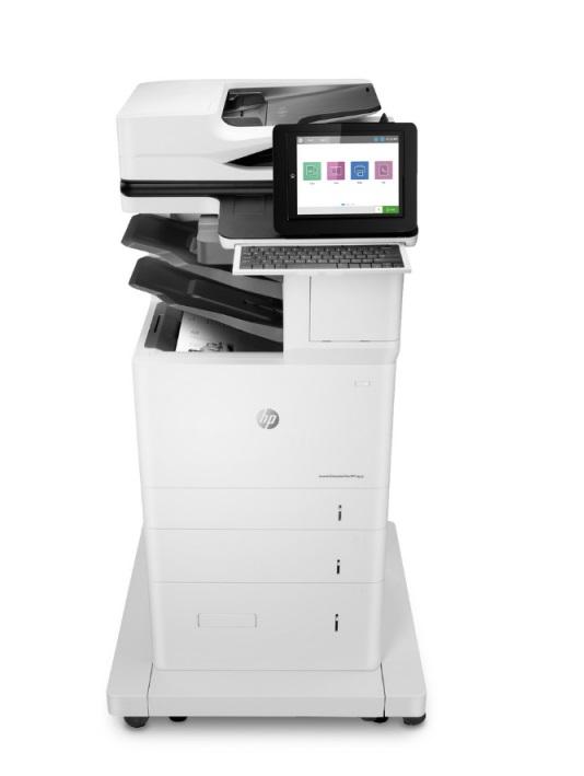 HP LaserJet Enterprise Flow MFP M635