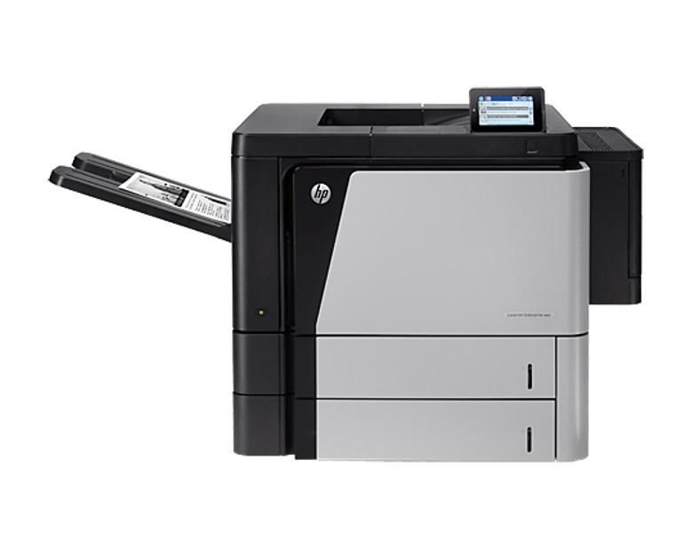 HP LaserJet Enterprise M806