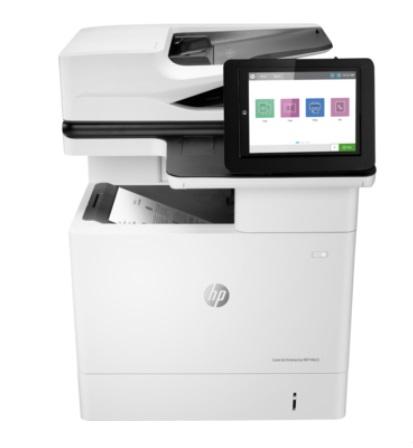 HP LaserJet Enterprise MFP M633fh