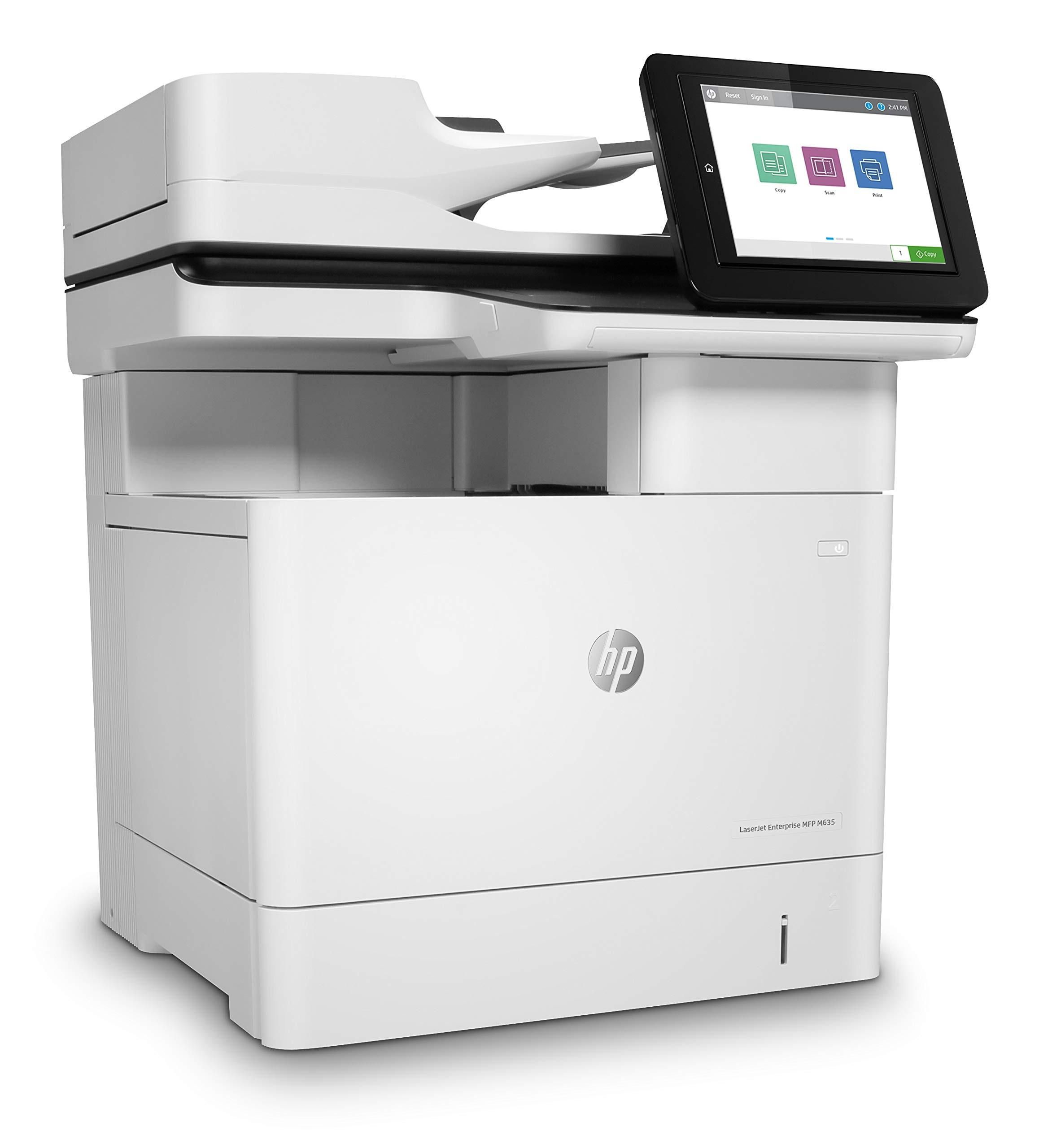 HP LaserJet Enterprise MFP M635